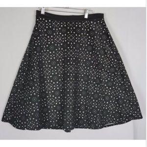 Catherine Malandrino Cut Out Isabel Skirt # 75